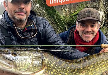 Pike Master Class 21/22/23 Novembre, pêche NO KILL